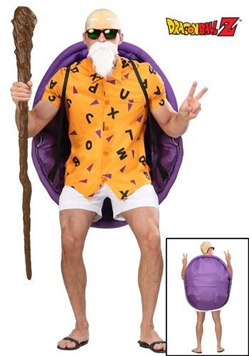 Men's 大きいサイズ ドラゴン ボール Z Master Roshi コスチューム ハロウィン メンズ コスプレ 衣装 男性 仮装 男性用 イベント パーティ ハロウィーン 学芸会