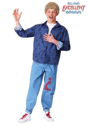 Bill & Ted's Excellent Adventure Bill コスチューム for 大人用s ハロウィン メンズ コスプレ 衣装 男性 仮装 男性用 イベント パーティ ハロウィーン 学芸会