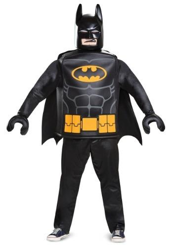 レゴ バットマン デラックス 大人用 バットマン コスチューム ハロウィン メンズ コスプレ 衣装 男性 仮装 男性用 イベント パーティ ハロウィーン 学芸会