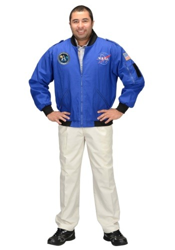 NASA Apollo 11 大人用 Flight Jacket コスチューム ハロウィン メンズ コスプレ 衣装 男性 仮装 男性用 イベント パーティ ハロウィーン 学芸会 学園祭 学芸会 ショー お遊戯会 二次会 忘年会 新年会 歓迎会 送迎会 出し物 余興 誕生日 発表会 バレンタイン ホワイトデー