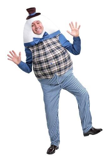 Classic Humpty Dumpty 大人用 コスチューム ハロウィン メンズ コスプレ 衣装 男性 仮装 男性用 イベント パーティ ハロウィーン 学芸会 学園祭 学芸会 ショー お遊戯会 二次会 忘年会 新年会 歓迎会 送迎会 出し物 余興 誕生日 発表会 バレンタイン ホワイトデー