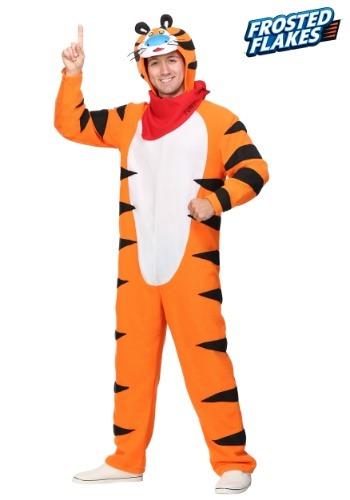 Frosted Flakes Tony the 虎 タイガー トラ 大きいサイズ Men's コスチューム ハロウィン メンズ コスプレ 衣装 男性 仮装 男性用 イベント パーティ ハロウィーン 学芸会