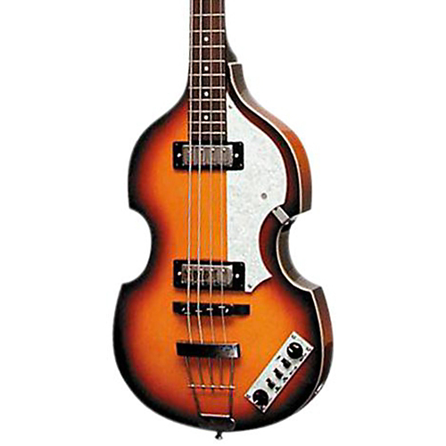 【全品P5倍】Hofner ヘフナー Ignition Series Vintage Violin Bass Transparent Black ベースギター エレクトリックベース