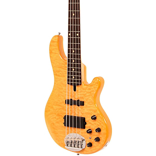 Lakland Skylin レイクランドe Deluxe 55-02 5-String Bass Cherry Sunburst Maple Fretboard ベースギター エレクトリックベース