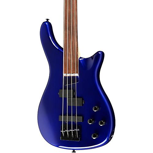 【全品P5倍】Rogue ローグ LX200BF Fretless Series III Electric Bass Guitar Metallic Blue ベースギター エレクトリックベース