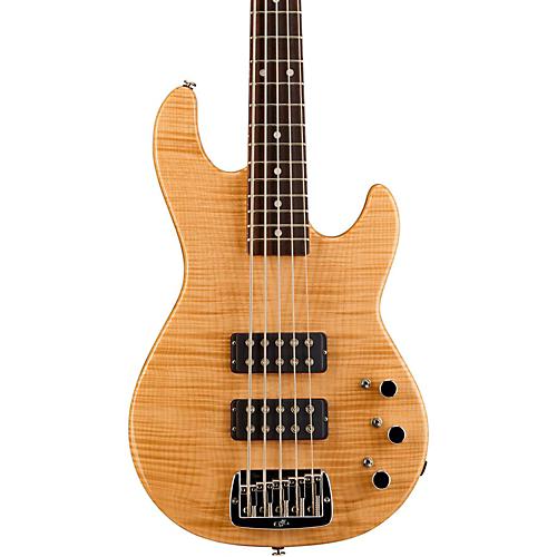 G&L L-2500 5-String Bass Guitar Gloss Natural Rosewood ベースギター エレクトリックベース