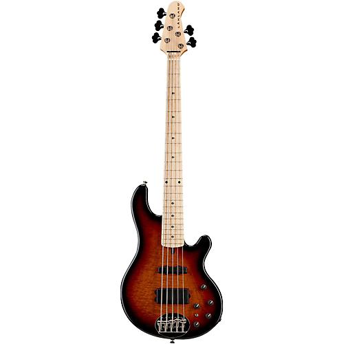 Lakland Deluxe 55-94 5-String Bass 3-Color Sunburst Maple Fretboard ベースギター エレクトリックベース