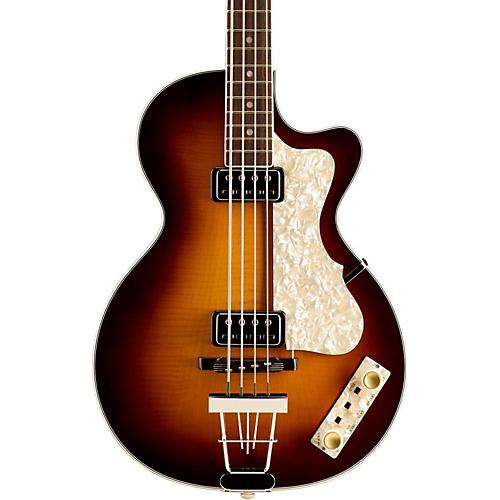 【マラソン全品P5倍】Hofner ヘフナー 500 2 Club Bass Guitar Sunburst ベースギター エレクトリックベース
