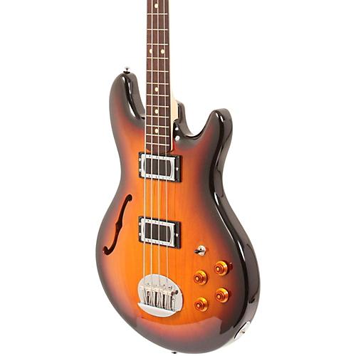 【マラソン全品P5倍】Lakland Skylin レイクランドe Hollowbody Bass 3-Color Sunburst ベースギター エレクトリックベース