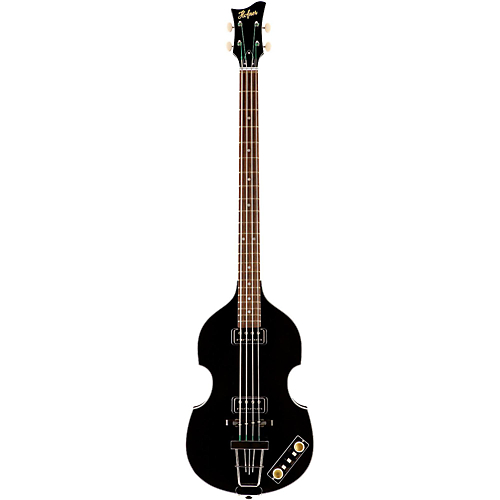 【全品P5倍】Hofner ヘフナー Gold Label Limited Edition ' 62 Violin Bass Black ベースギター エレクトリックベース