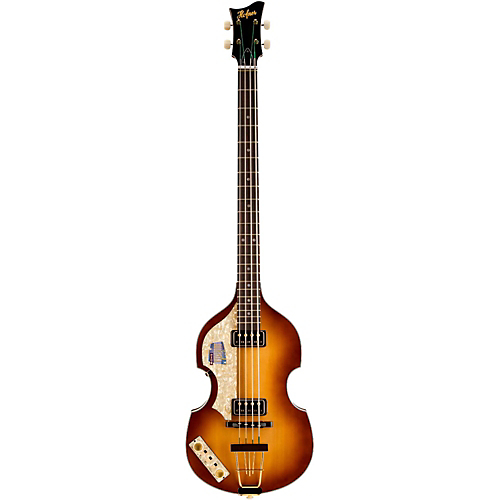 Hofner ヘフナー Limited Edition 1962 Ed Sullivan Show Left-Handed Electric Bass ベースギター エレクトリックベース