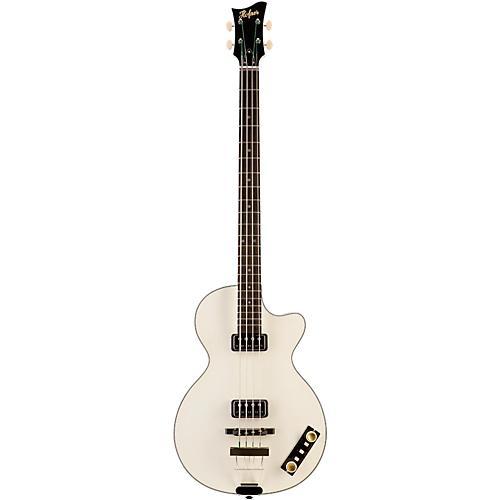 【全品P5倍】Hofner ヘフナー Gold Label Limited Edition Club Bass White ベースギター エレクトリックベース