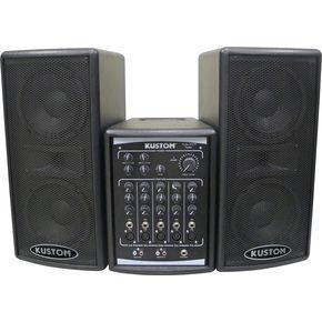 Kustom PA Profile 200 Portable PA System ライブサウンド スピーカー
