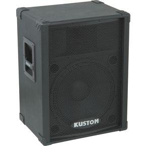 Kustom PA KPC15 15 PA Speaker Cabinet with Horn ライブサウンド スピーカー