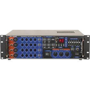 ヴォコプロ VocoPro HV-1200RV 4-Channel Powered Mixer ライブサウンド スピーカー ミキサー