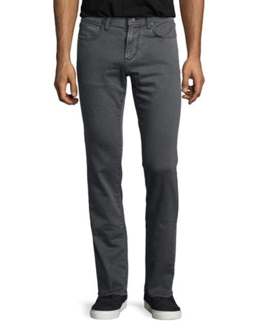 Bowery Slim-Fit Jeans, Gray