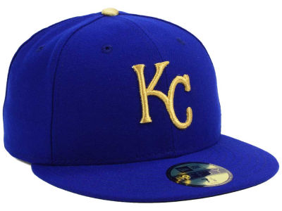 db4111fa2ed0b New Era Kansas City Royals MLB Authentic Collection 59FIFTY On Field Cap  NewEra Holiday presents