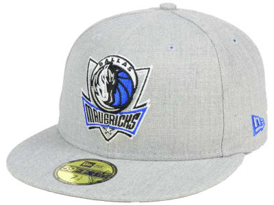 ニューエラ キャップ New Era Dallas Mavericks NBA All Heather 59FIFTY Cap Heather Gray Heather Gray ベースボールキャップ 帽子 野球帽