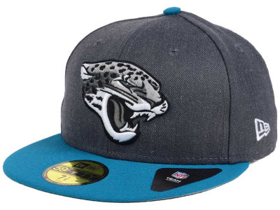 ニューエラ キャップ New Era Jacksonville Jaguars NFL Shader Melt 59FIFTY Cap Charcoal Teal Charcoal Teal ベースボールキャップ 帽子 野球帽