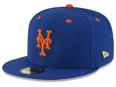ニューエラ キャップ New Era New York Mets MLB Classic Leather Outline 59FIFTY Cap RoyalBlue RoyalBlue ベースボールキャップ 帽子 野球帽