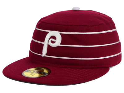 ニューエラ キャップ New Era Philadelphia Phillies MLB 2016 Turn Back the Clock 59FIFTY Cap Maroon Maroon ベースボールキャップ 帽子 野球帽