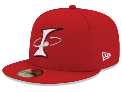 best cheap aa676 468ee ニューエラ キャップ New Era Albuquerque Isotopes MiLB AC 59FIFTY Cap Red レッド ベースボール キャップ 帽子
