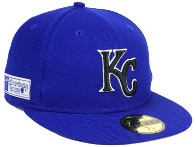 5379086cf9edb New Era Kansas City Royals MLB Authentic Collection 59FIFTY On Field Cap  NewEra