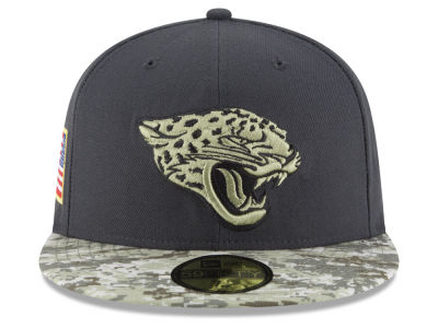 Washington Redskins New Era 59FIFTY NFL Salute to Service Hat Cap Navy//Camo