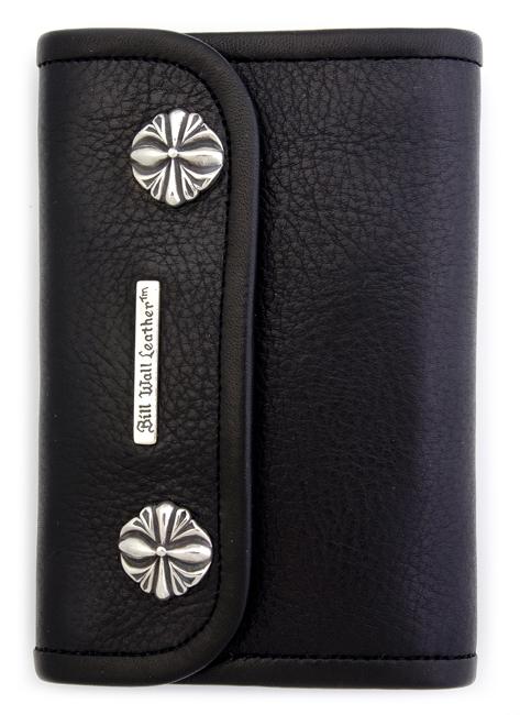 ビルウォールレザー BWL Bill Wall Leather W977 | MED LARGE CURRENCY Wallet - Plain Skin.. One of a Kind Custom(1点物)