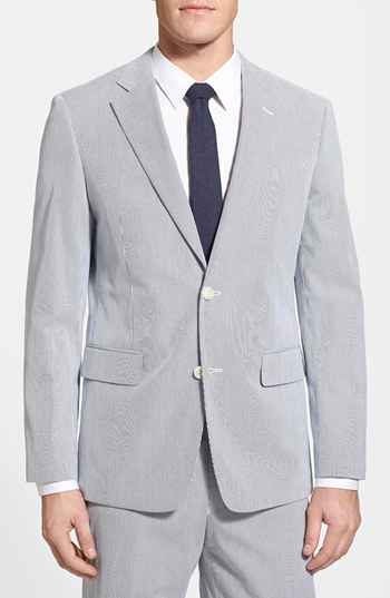 Nordstrom Regular Fit Pincord Cotton Blazer Regular 男性 メンズ スーツ