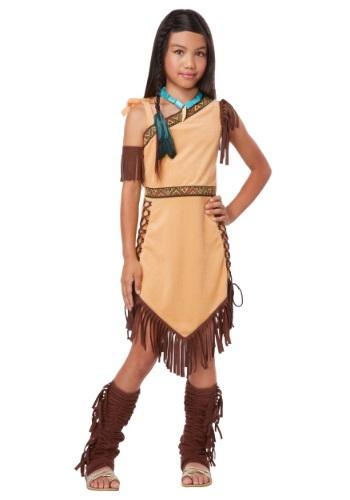 【ポイント最大29倍●お買い物マラソン限定!エントリー】Girls Native American Princess コスチューム ハロウィン 子ども コスプレ 衣装 仮装 こども イベント 子ども パーティ ハロウィーン 学芸会
