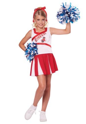 【ポイント最大29倍●お買い物マラソン限定!エントリー】チャイルド High School Cheerleader コスチューム ハロウィン 子ども コスプレ 衣装 仮装 こども イベント 子ども パーティ ハロウィーン 学芸会