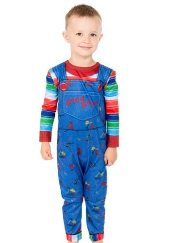 チャイルド's Play 幼児 Chucky コスチューム クリスマス ハロウィン 子ども コスプレ 衣装 仮装 こども イベント 子ども パーティ ハロウィーン 学芸会