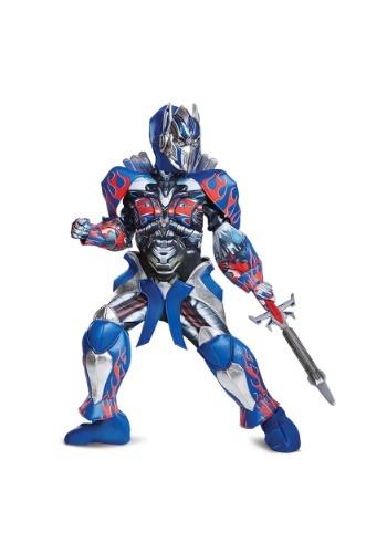 【ポイント最大29倍●お買い物マラソン限定!エントリー】Optimus Prime チャイルド Prestige コスチューム ハロウィン 子ども コスプレ 衣装 仮装 こども イベント 子ども パーティ ハロウィーン 学芸会