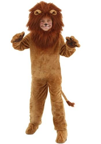 【ポイント最大29倍●お買い物マラソン限定!エントリー】キッズ デラックス Lion コスチューム ハロウィン 子ども コスプレ 衣装 仮装 こども イベント 子ども パーティ ハロウィーン 学芸会