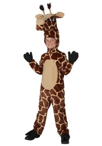 【ポイント最大29倍●お買い物マラソン限定!エントリー】チャイルド Jolly Giraffe コスチューム ハロウィン 子ども コスプレ 衣装 仮装 こども イベント 子ども パーティ ハロウィーン 学芸会