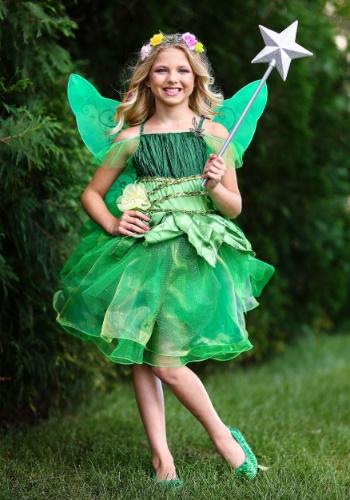 Girls Garden Fairy コスチューム クリスマス ハロウィン 子ども コスプレ 衣装 仮装 こども イベント 子ども パーティ ハロウィーン 学芸会