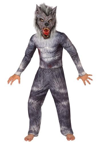 【ポイント最大29倍●お買い物マラソン限定!エントリー】ボーイズ Werewolf コスチューム ハロウィン 子ども コスプレ 衣装 仮装 こども イベント 子ども パーティ ハロウィーン 学芸会