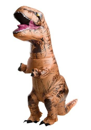 【ポイント最大29倍●お買い物マラソン限定!エントリー】少年 少女 Inflatable T-Rex Jurassic World コスチューム ハロウィン 子ども コスプレ 衣装 仮装 こども イベント 子ども パーティ ハロウィーン 学芸会