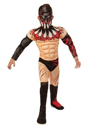 【ポイント最大29倍●お買い物マラソン限定!エントリー】WWE Finn Balor Demon King 男の子's デラックス コスチューム ハロウィン 子ども コスプレ 衣装 仮装 こども イベント 子ども パーティ ハロウィーン 学芸会