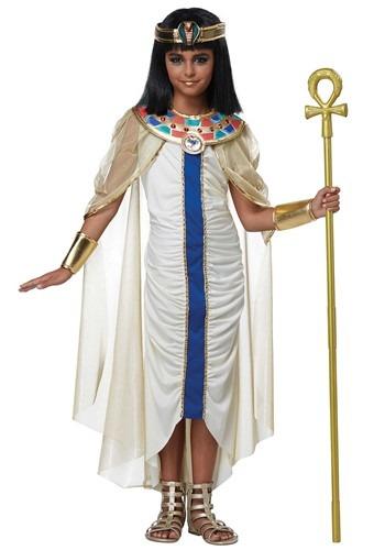 Girls Nile Princess コスチューム クリスマス ハロウィン 子ども コスプレ 衣装 仮装 こども イベント 子ども パーティ ハロウィーン 学芸会