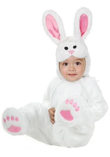 【ポイント最大29倍●お買い物マラソン限定!エントリー】Little Spring Bunny コスチューム ハロウィン 子ども コスプレ 衣装 仮装 こども イベント 子ども パーティ ハロウィーン 学芸会
