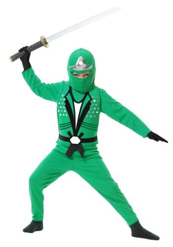 チャイルド 忍者 アベンジャーズ Series II Green コスチューム クリスマス ハロウィン 子ども コスプレ 衣装 仮装 こども イベント 子ども パーティ ハロウィーン 学芸会