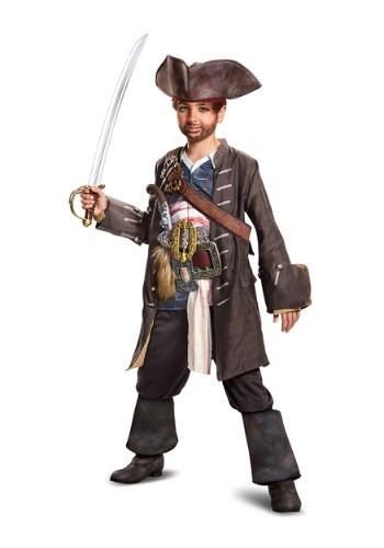 【ポイント最大29倍●お買い物マラソン限定!エントリー】Captain Jack Sparrow 男の子s Prestige コスチューム ハロウィン 子ども コスプレ 衣装 仮装 こども イベント 子ども パーティ ハロウィーン 学芸会