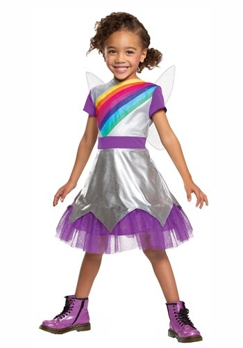 Rainbow Rangers 幼児 Lavender LaViolette Classic コスチューム クリスマス ハロウィン 子ども コスプレ 衣装 仮装 こども イベント 子ども パーティ ハロウィーン 学芸会