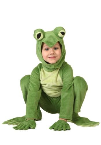 【ポイント最大29倍●お買い物マラソン限定!エントリー】幼児 デラックス Frog コスチューム ハロウィン 子ども コスプレ 衣装 仮装 こども イベント 子ども パーティ ハロウィーン 学芸会