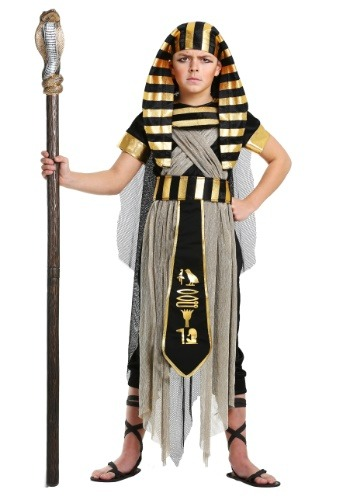 All Powerful Pharaoh 男の子s コスチューム クリスマス ハロウィン 子ども コスプレ 衣装 仮装 こども イベント 子ども パーティ ハロウィーン 学芸会