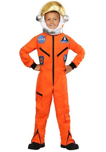 【ポイント最大29倍●お買い物マラソン限定!エントリー】Orange 宇宙飛行士 Jumpsuit キッズ コスチューム ハロウィン 子ども コスプレ 衣装 仮装 こども イベント 子ども パーティ ハロウィーン 学芸会
