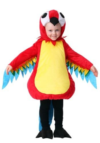 【ポイント最大29倍●お買い物マラソン限定!エントリー】Squawking Parrot 幼児 コスチューム ハロウィン 子ども コスプレ 衣装 仮装 こども イベント 子ども パーティ ハロウィーン 学芸会