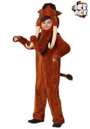 キッズ Ice Age Manny the Mammoth コスチューム クリスマス ハロウィン 子ども コスプレ 衣装 仮装 こども イベント 子ども パーティ ハロウィーン 学芸会